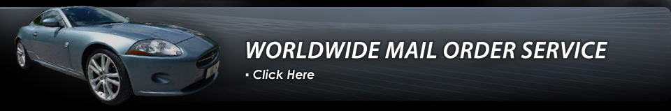 we supply quality new genuine, oe and replacement jaguar parts and accessories for all classic to modern jaguars